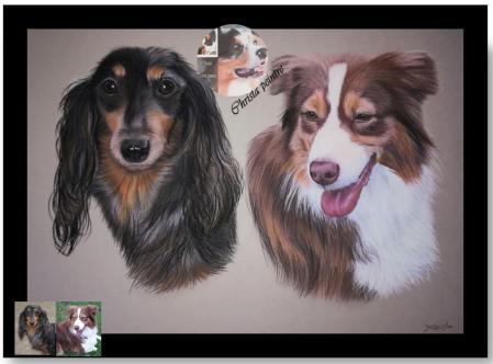 Deux chiens 3